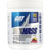 GAT, Jetmass, compuesto voluminizador de creatina de rápida acción, fresa y limonada, 708g (25oz)