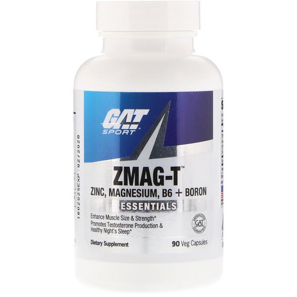 ZMAG-T، 90 كبسولة نباتية