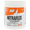 GAT, NITRAFLEX, Orange, 10.6 oz (300 g)