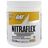 GAT, NITRAFLEX 男士睾酮補充劑,果汁酒味,11 盎司(312 克)