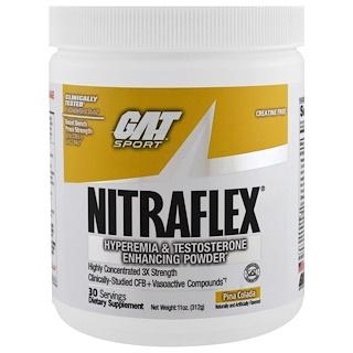 GAT, Nitraflex, Pina Colada, 11 oz (312 g)