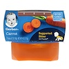 Gerber, 1st Foods, Carrot, 2 Pack, 2 oz (56 g) Each