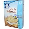Gerber, Cereal for Baby and Toddler, Whole Wheat, 8 oz (227 g) (Discontinued Item)