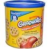 Gerber, Graduates Finger Foods, Apple Wagon Wheels, 1.48 oz (42 g)