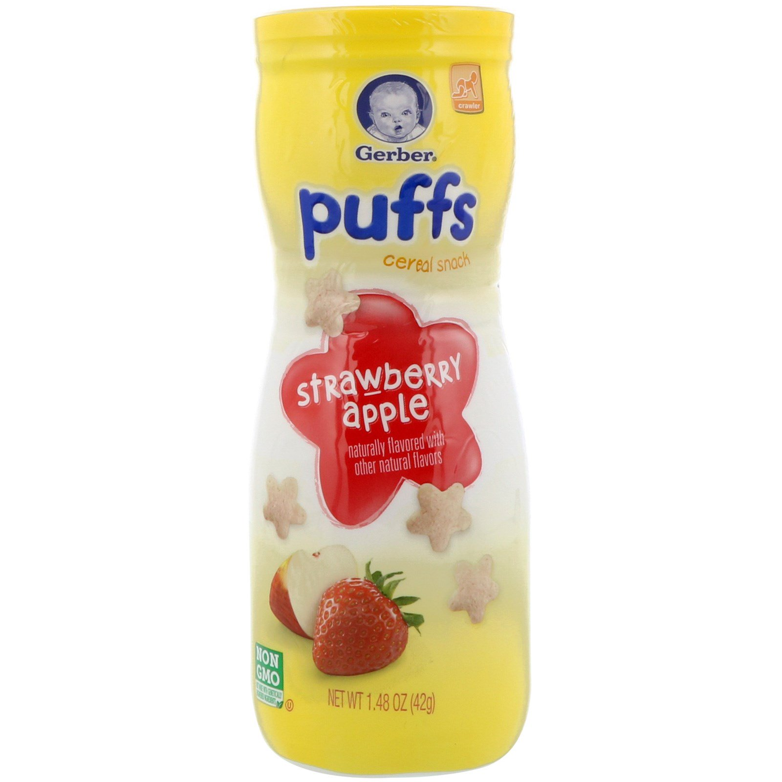 Gerber Puffs Nutrition Facts Nutrition Ftempo