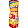 Gerber, Graduates Puffs, Cherry, 1.48 oz (42 g) (Discontinued Item)