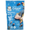 Gerber, Natural for Baby, Whipped Melts, Banana, Apple, Blueberry, Crawler, 10+ Months, 1.0 oz (28 g)