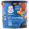 Gerber, Lil' Crunchies,  8+ Months, Garden Tomato, 1.48 oz (42 g)