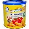 Gerber, Graduates, Lil' Crunchies, Garden Tomato, 1.48 oz (42 g)