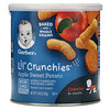 Gerber, Lil' Crunchies, 8+ Months, Apple Sweet Potato, 1.48 oz (42 g)