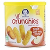 Gerber, Lil' Crunchies, Apple, Sweet Potato, Crawler, 1.48 oz (42 g)