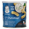 Gerber, Lil' Crunchies, 8+ Months, Ranch, 1.48 oz (42 g)