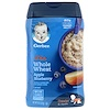 Gerber, Lil' Bits, Whole Wheat Cereal,  8+ Months, Apple Blueberry, 8 oz (227 g)