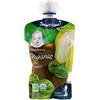 Gerber, 2nd Foods, Organic Baby Food, Pear Spinach, 3.5 oz (99 g)