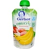 Gerber, 2nd Foods, Organic Baby Food, Banana Mango, 3.5 oz (99 g)