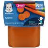 Gerber, 胡萝卜,2 包,每包 4 盎司(113 克)