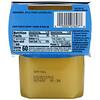 Gerber, Apple, 2nd Foods, 2 Pack, 4 oz (113 g) Each