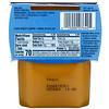 Gerber, Peach, Sitter, 2 Pack, 4 oz (113 g) Each