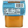 Gerber, Apple Peach Squash, Sitter, 2 Pack, 4 oz (113 g) Each