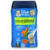 Gerber, Powerblend Cereal for Baby, Probiotic Oatmeal, Lentil, Carrots & Peas, Sitter, 8 oz (227 g)
