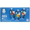 Gerber, Variety Pack, 12+ Months, Fruit & Yogurt, 9 Pouches, 3.5 oz (99 g) Each