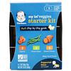 Gerber, My 1st Veggies, Starter Kit, Carrot, Green Bean, Sweet Potato, 6 Tubs, 12 oz (336 g)