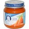 Gerber, 2nd Foods, Carrots, 4 oz (113 g) (Discontinued Item)
