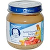 Gerber, 2nd Foods, Apple Strawberry Banana, 4 oz (113 g) (Discontinued Item)
