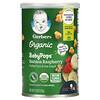 Gerber, Organic Baby Pops, Banana Raspberry, 1.23 oz (35 g)