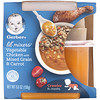 Gerber, Lil' Mixers, 8+ months, Vegetable Chicken With Mixed Grain & Carrot, 5.6 oz (159 g)