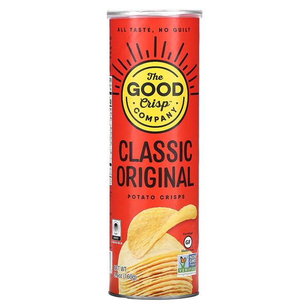 Potato Crisps, Classic Original, 5.6 oz (160 g)