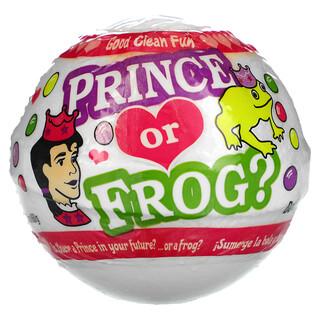 Smith & Vandiver, Bath Fizzy, Prince or Frog?, 2.2 oz (60 g)