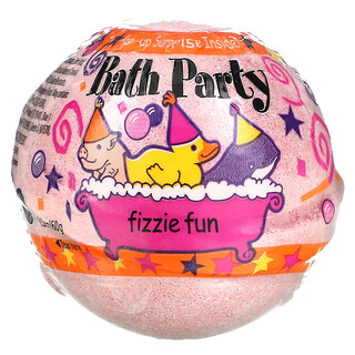 Smith & Vandiver, Bath Party Fizzie Fun, 2.2 oz (60 g)