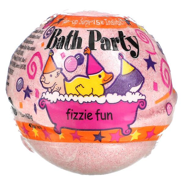 Bath Party Fizzie Fun, 2.2 oz (60 g)