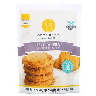 Good Dee's, Low Carb Baking Mix, Sugar Free Cookie, 8 oz (225 g)