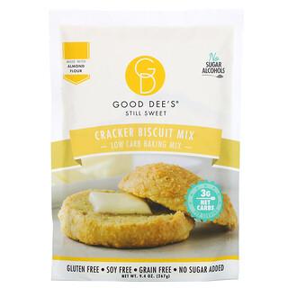 Good Dee's, Low Carb Baking Mix, Cracker Biscuit Mix, 9.4 oz (267 g)
