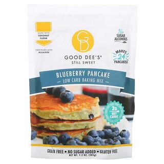 Good Dee's, Low Carb Baking Mix, Blueberry Pancake, 7.2 oz (205 g)