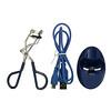 Godefroy, PermaCurl, Eyelash Curler Warming Station, One Warming Station + Eyelash Curler Set + USB Cord