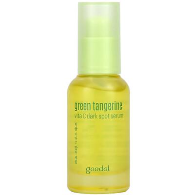 Goodal Green Tangerine, Vita C Dark Spot Serum, 1.01 fl oz (30 ml)