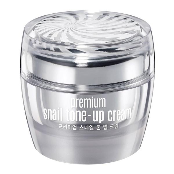 Goodal, Premium Snail Tone-Up Cream, 1.69 fl oz (50 ml) (Discontinued Item)