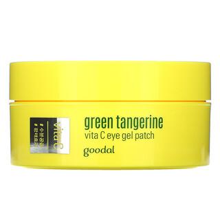 Goodal, Green Tangerine, гелевые патчи для глаз с витаминомС, 72г (2,53унции)