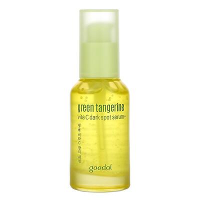 Goodal Green Tangerine, Vita C Dark Spot Serum+, 1.01 fl oz (30 ml)