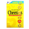 General Mills, Limited Edition, Cheerios with Happy Heart Shapes, 12 oz (340 g)