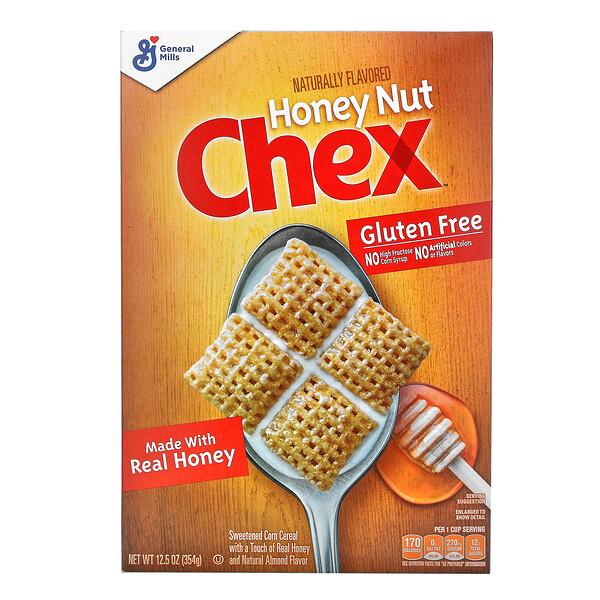 Honey Nut Chex, Gluten Free, 12.5 oz (354 g)