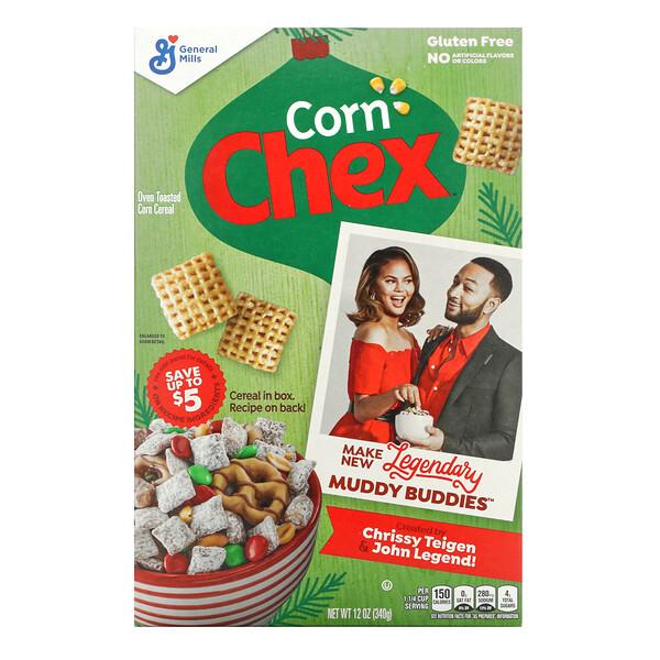 Corn Chex, Gluten Free, 12 oz (340 g)