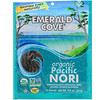 Great Eastern Sun, Emerald Cove, Organic Pacific Nori, 10 Sheets, 0.9 oz (25 g)