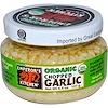 Great Eastern Sun, Organic Chopped Garlic, 4.5 oz (127 g)