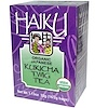 Great Eastern Sun, Haiku, Organic Japanese Kukicha Twig Tea, 16 Tea Bags, 1.13 oz (32 g) (Discontinued Item)