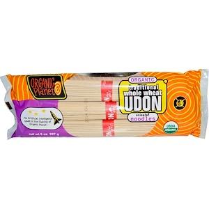 Грэйт Истерн Сан, Organic Planet, Traditional Whole Wheat Udon Oriental Noodles, 8 oz (227 g) отзывы
