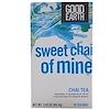 Good Earth Teas, Sweet Chai of Mine, Chai Tea, 18 Tea Bags, 1.43 oz (40.5 g)
